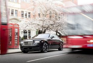 "Rolls-Royce Wraith Inspired by Music ""Ronnie Wood """