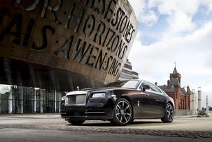 "Rolls-Royce Wraith Inspired by Music ""Shirley Bassey """